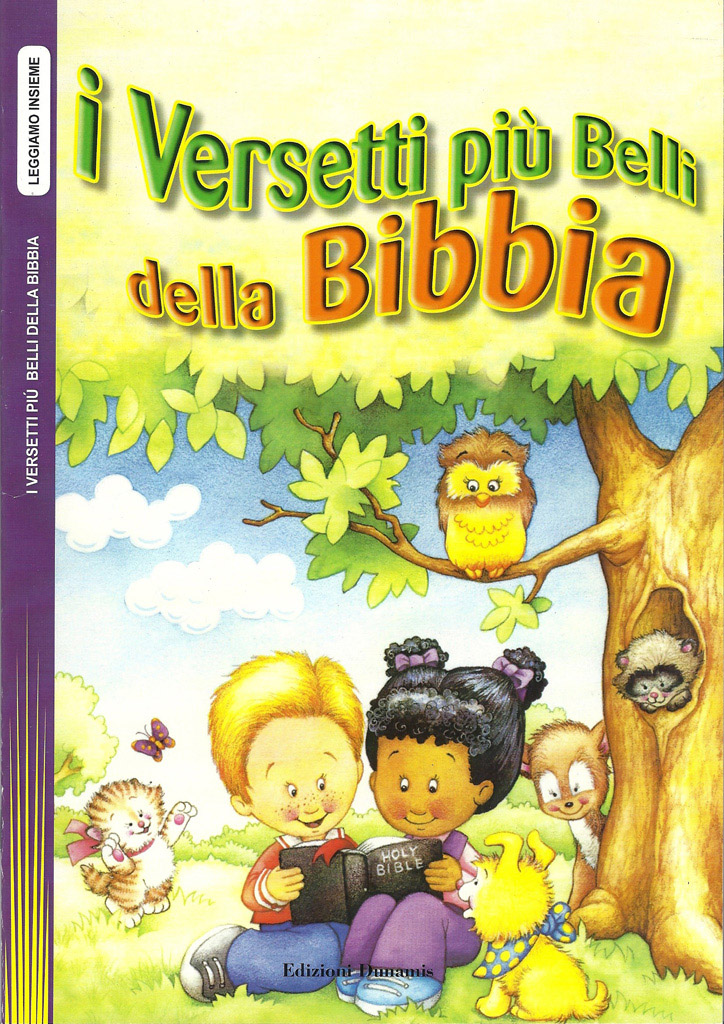 Top I Versetti piu Belli della Bibbia : Edizioni Dunamis ZW56
